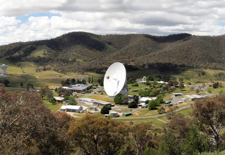 spacecraft cdscc The Canberra Deep Space Communication Complex