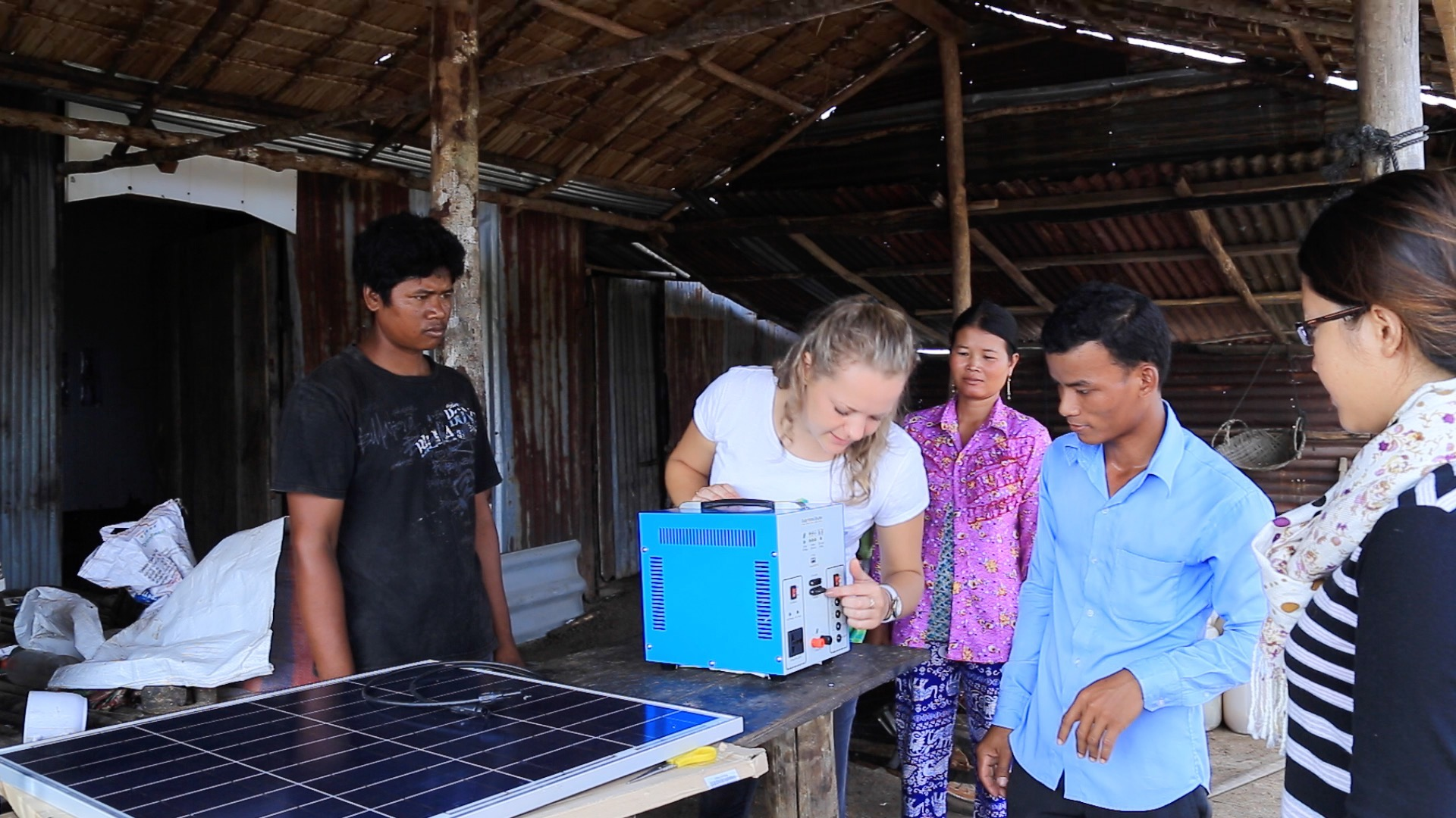 renewable energy access in developing countries