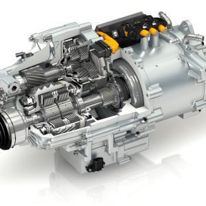 electric vehicle transmission
