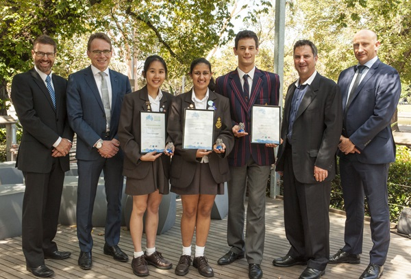 STEM student awards in Australia