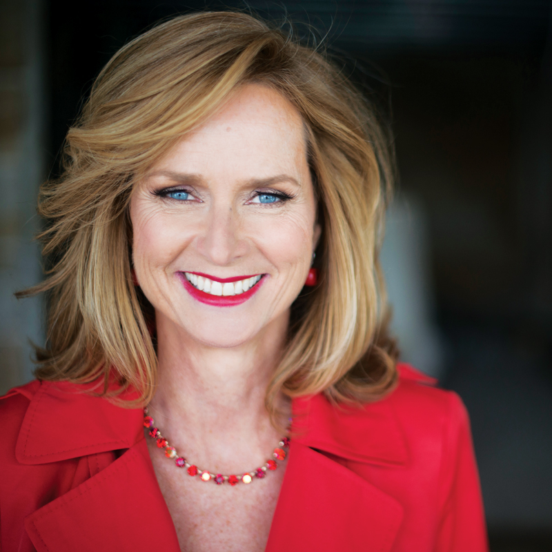 Naomi Simson on women in leadership positions