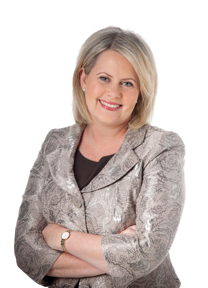 Engineers Australia President Trish White
