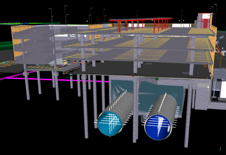 engineering innovation at Sydney Metro Northwest.