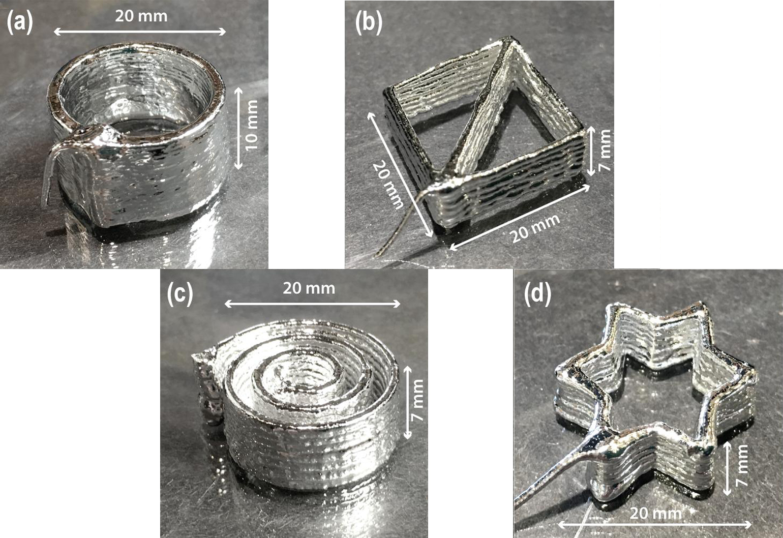 3D printing Flexible electronics