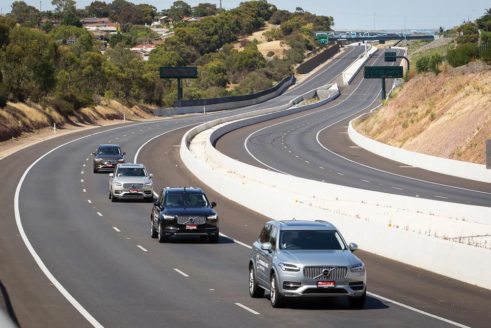 driverless cars Australia