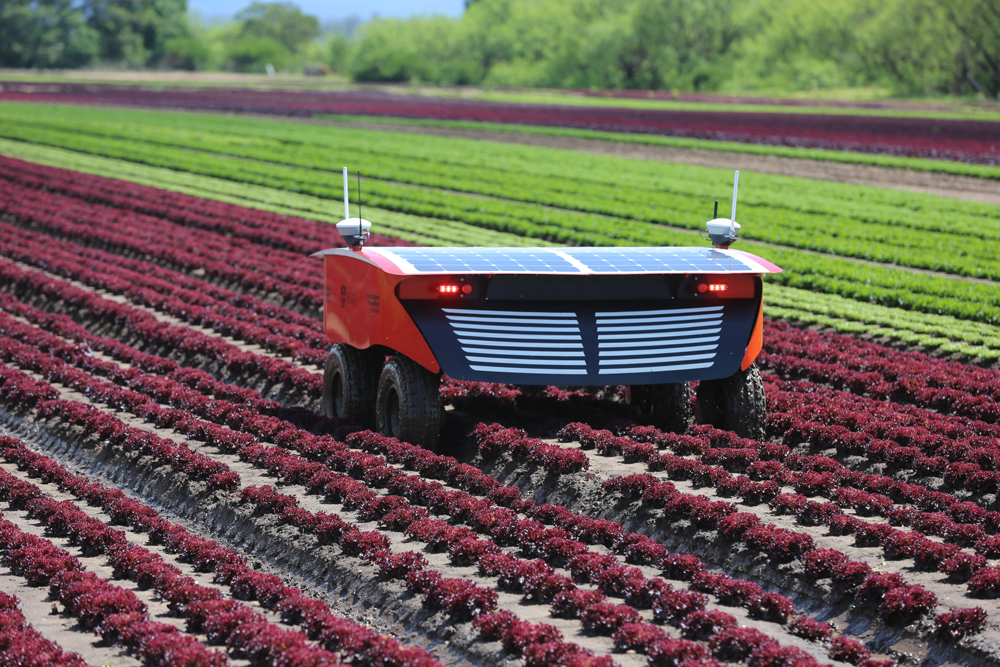 agriculture robots