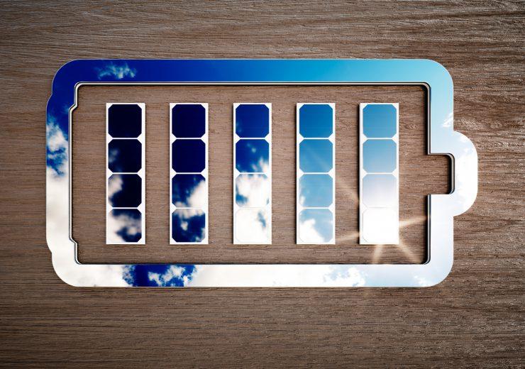 renewable energy batteries storage