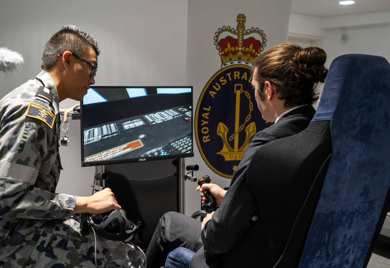 Australia - Leonardo - Aerospace, Defence and Security