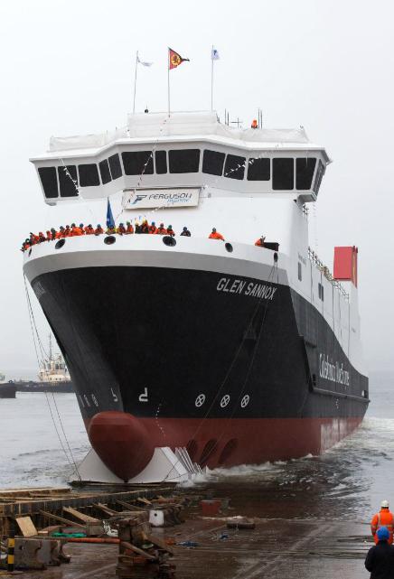 hydrogen powered ferries