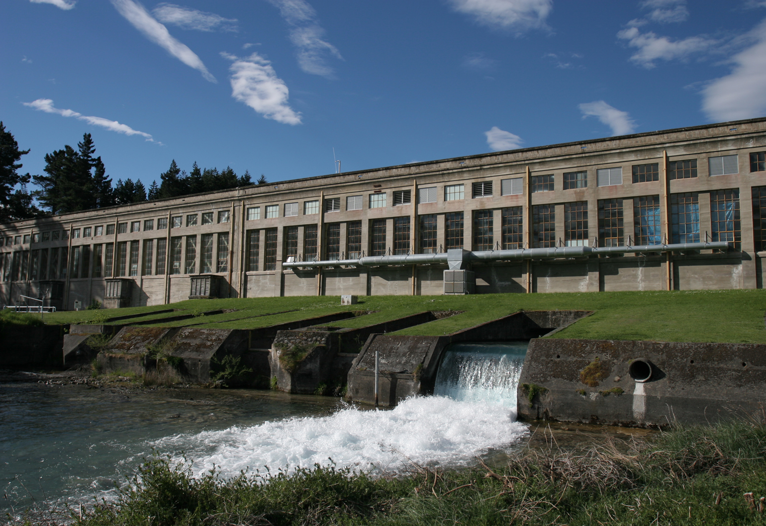 New Zealand hydroelectric power