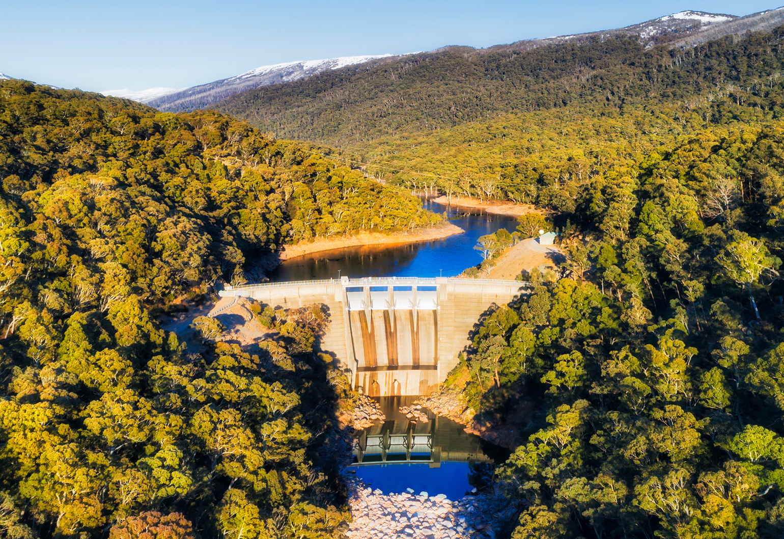 Snowy Mountains hydro scheme