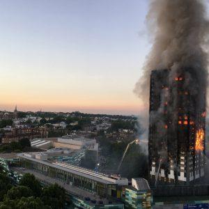 Grenfell Tower cladding fire