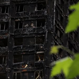 Grenfell Tower cladding fire