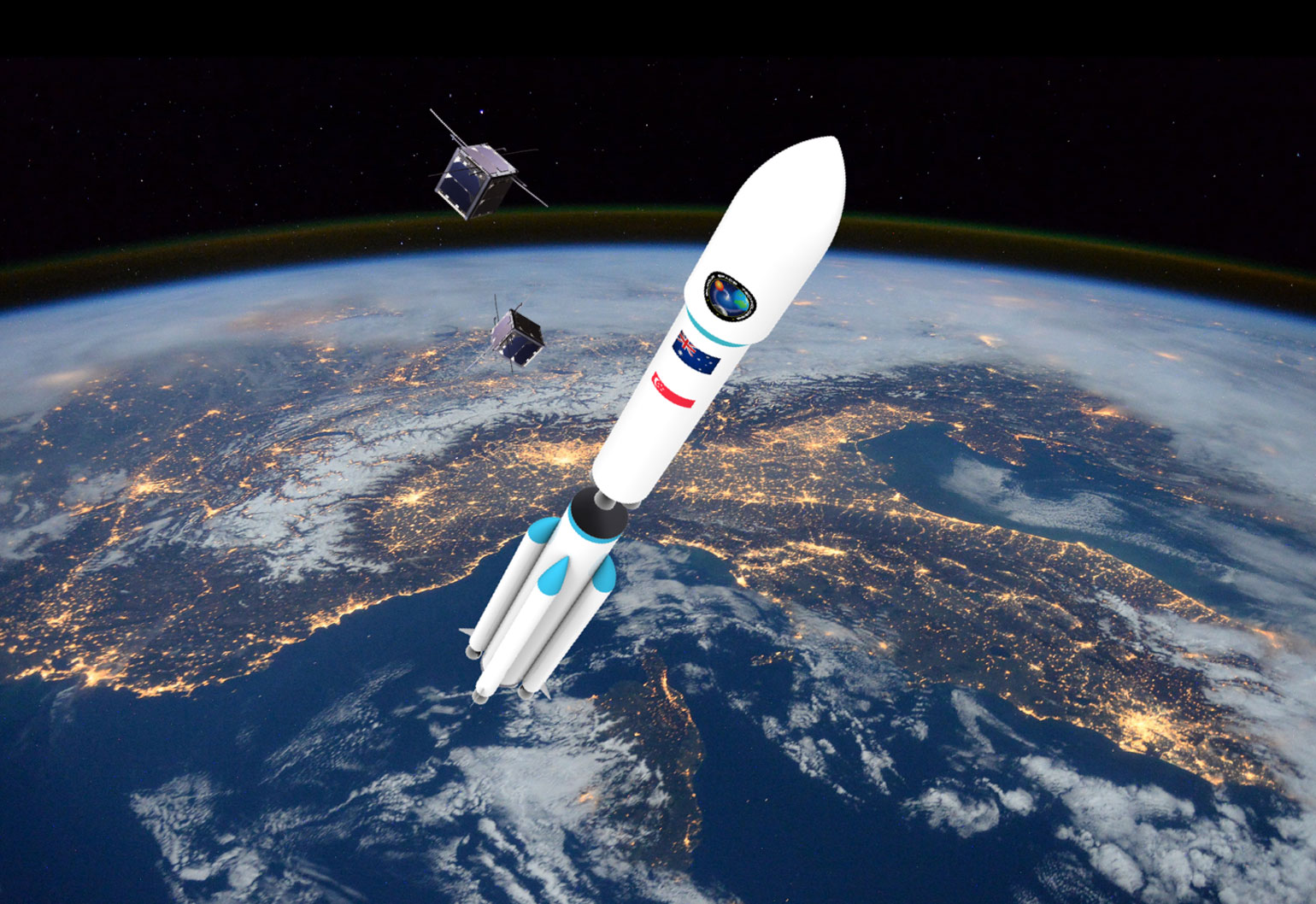Space Startup Wants To See Australia's First Commercial