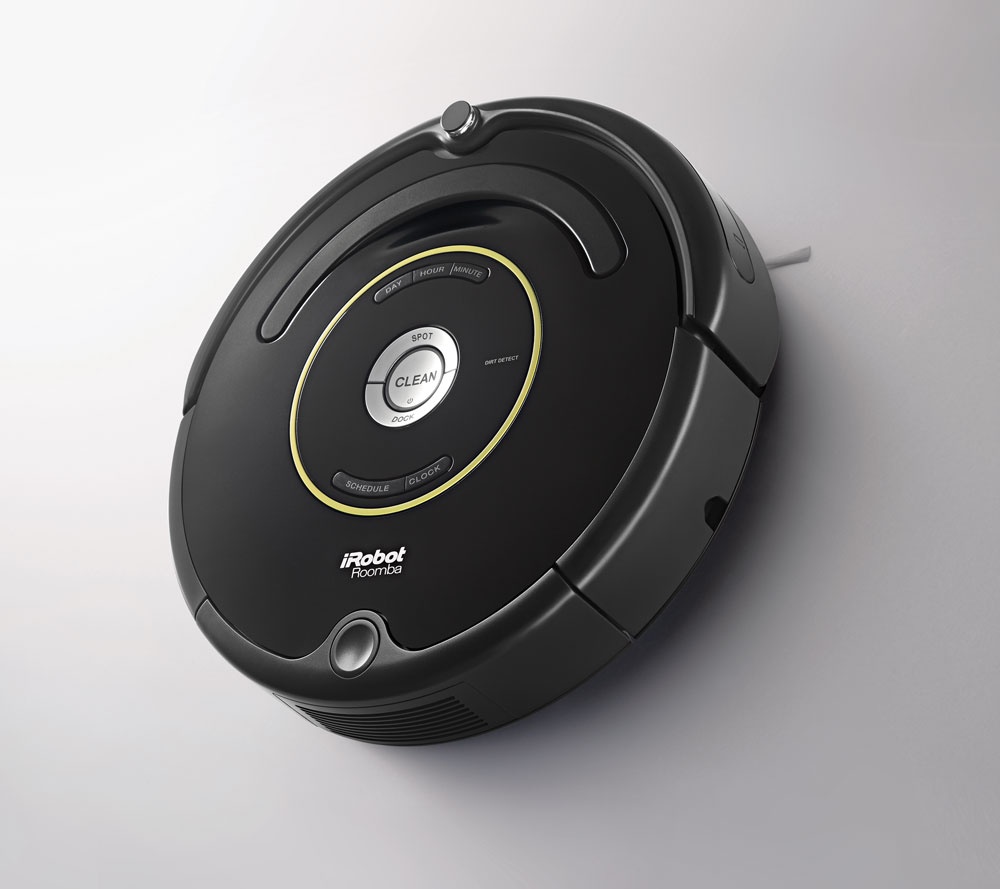 Rethink Robotics and collaborative robots like the Roomba