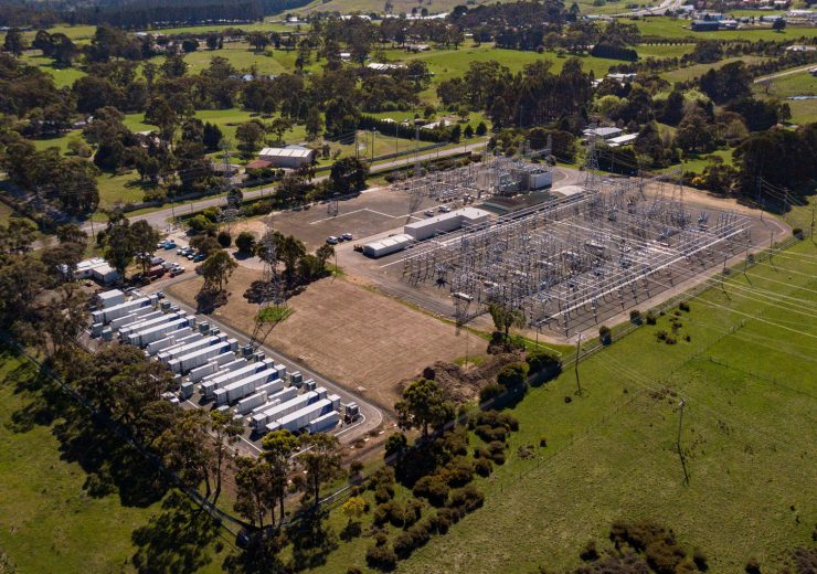 Victoria's first grid-scale battery at Ballarat