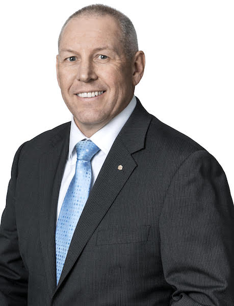 SMEC CEO James Phillis