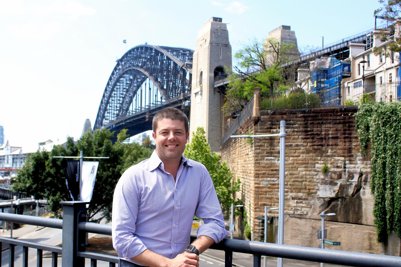 Joe Turner, Principal Bridge Engineer, BG&E.