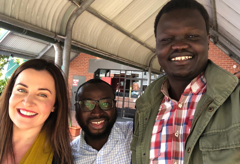 Refugees find work as engineers in Australia