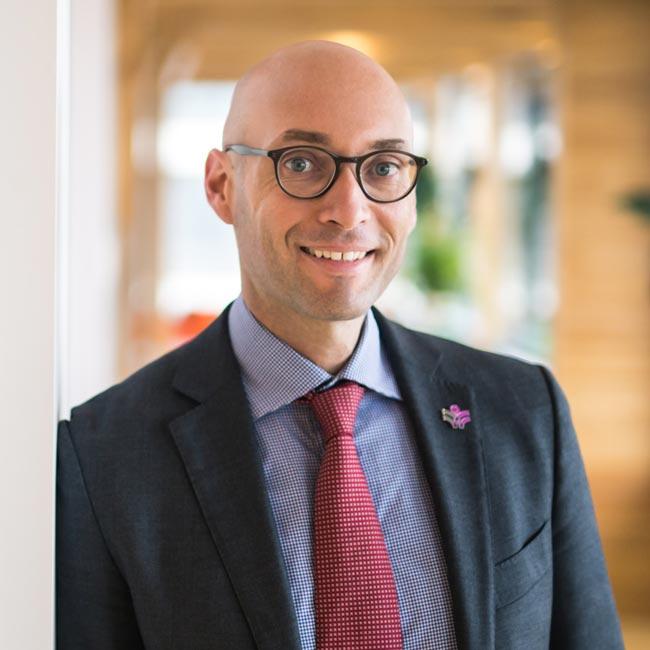 Michael Combs, CEO, Career Seekers