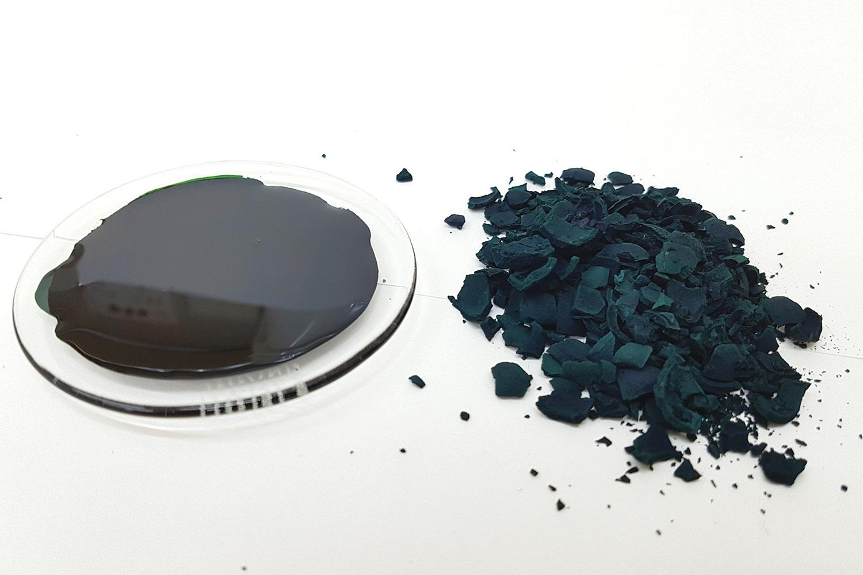 new graphene material