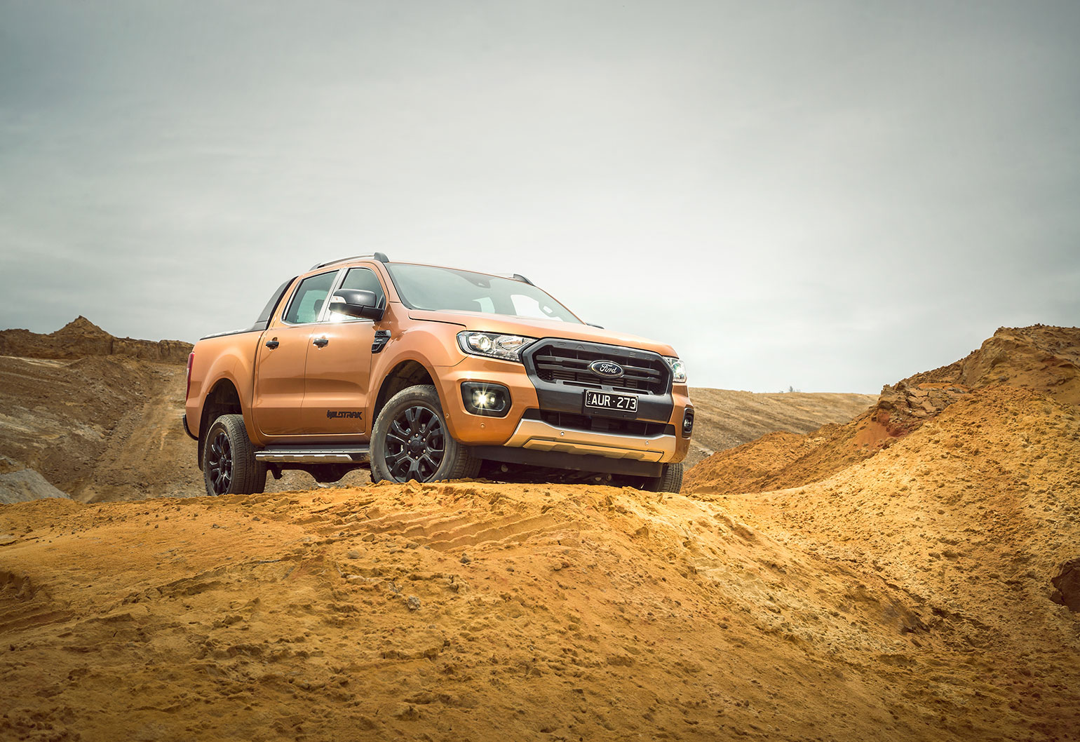 The Ford Ranger
