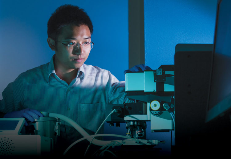 ANU researcher Dr Hieu Nguyen's technique makes defect detection quicker and easier.