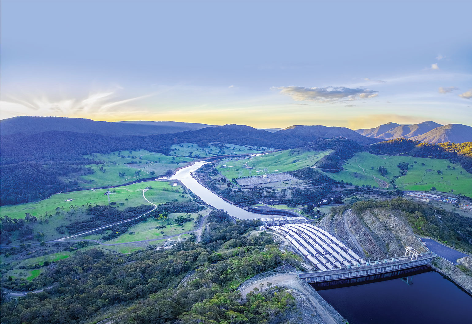 Snowy Hydro Mountains Scheme