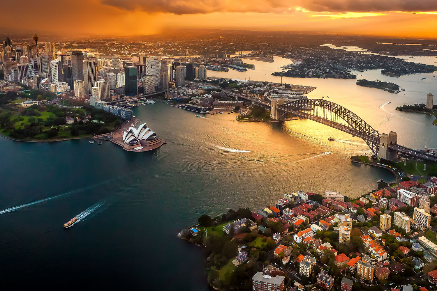 Sydney places third in 2019 World's Most Liveable Cities index