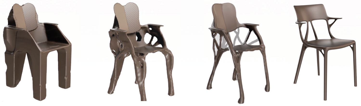 generative design chair