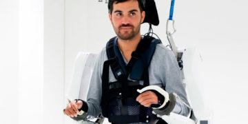mind-controlled exoskeleton