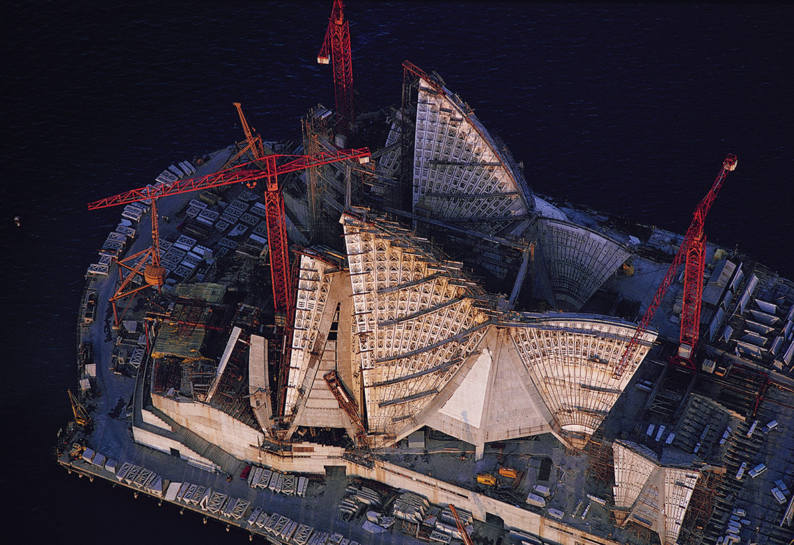 The engineering that turned the Sydney Opera House from an ...