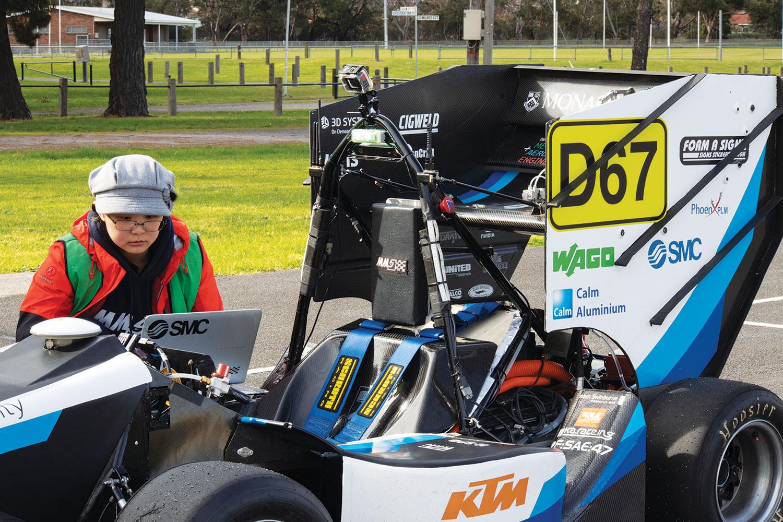 Monash Motorsport