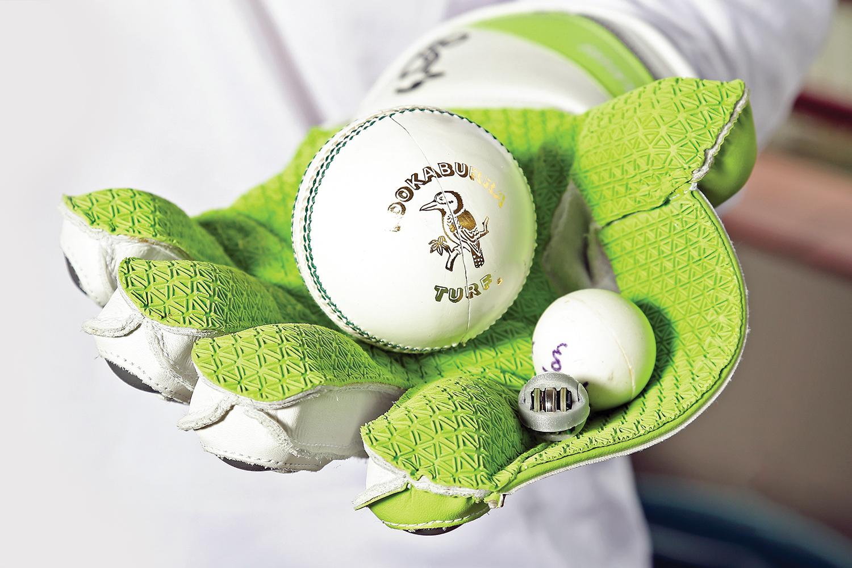 Kookaburra smart cricket ball