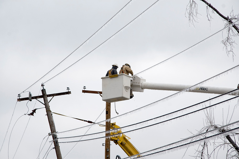 Texas freeze spotlights need for forward planning